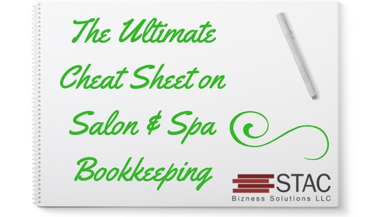 The Ultimate Cheat Sheet On Salon & Spa Bookkeeping