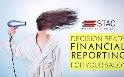Decision-Ready Financial Reporting for Your Salon