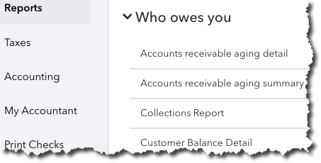 QBO Reports